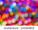 Blurred Defocused Multi Color...