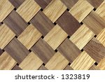 criss cross plywood stripes | Shutterstock . vector #1323819