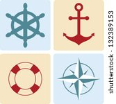 Maritime Symbols  Anchor  Life...