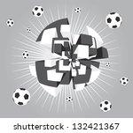 astratto,sfondi,palla,cerchio,concetti,l'esplosione,coppa del mondo fifa,obiettivo,calcio,sfera