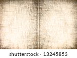 old paper book with some stains | Shutterstock . vector #13245853