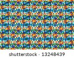 abstract multicolor background... | Shutterstock . vector #13248439