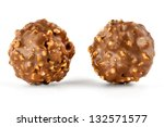chocolate candy isolated on... | Shutterstock . vector #132571577