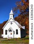 Small Church In West Virginia