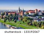 Historic Royal Wawel Castle In...