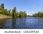 Blue Summer River