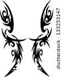 tattoo for arms.vector | Shutterstock .eps vector #133253147