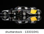 vintage cars. close up | Shutterstock . vector #13331041