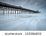 Charleston Folly Beach Pier...