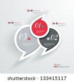 vector design template design... | Shutterstock .eps vector #133415117