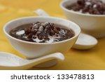 Azuki Or Adzuki Bean Porridge ...
