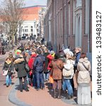 amsterdam   mar 31 ... | Shutterstock . vector #133483127