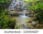 Sanang Manora Waterfall During...