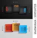infographic design template... | Shutterstock .eps vector #133514723