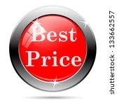 sales button   best price | Shutterstock . vector #133662557