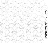 3d white pattern in arabic... | Shutterstock . vector #133792217