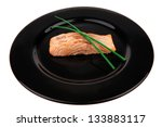 healthy fish cuisine   baked...