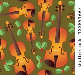 background,bass,berry,cello,chamber,christmas,decor,decoration,double,flora,green,holiday,holly,instrument,leaf