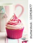 cupcake | Shutterstock . vector #133928477