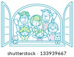window | Shutterstock . vector #133939667