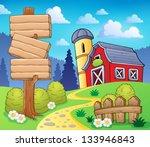 farm theme image 8   eps10... | Shutterstock .eps vector #133946843