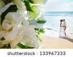 Romantic Wedding On The Beach ...