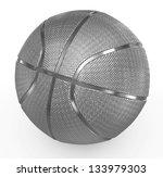 basketball metal | Shutterstock . vector #133979303