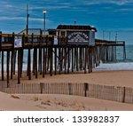 The Fishing Pier At Ocean City...
