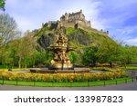 Ross Fountain Landmark In...