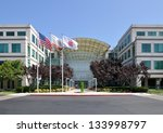 cupertino  ca  usa   september... | Shutterstock . vector #133998797