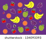 fruit | Shutterstock . vector #134093393