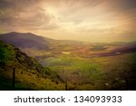 Magical Ireland Landscape With...