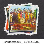 ������, ������: a postage stamps printed