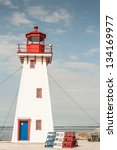 Small photo of Acadian Lighthouse