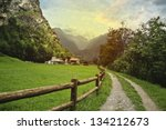 Peaceful View Of Countryside I...