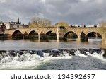 Devorgilla Bridge And River...