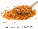 Small photo of Flax seed is also known as Linseed. Flaxseed oil is contains alpha-linolenic acid. Flaxseed itself also contains lignans.