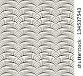 vector seamless pattern. modern ... | Shutterstock .eps vector #134537543