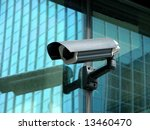 security vision | Shutterstock . vector #13460470