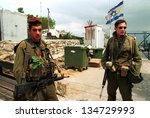 metula  israel   march 22 ... | Shutterstock . vector #134729993