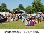 tenterden  england   july 3 ...   Shutterstock . vector #134744207
