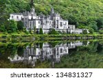 Kylemore Abbey In Connemara...