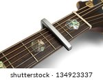 Electric Acoustic Guitar Neck...