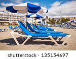 Beach Playa Los Cristianos In...