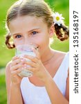 Постер, плакат: Healthy kid milk