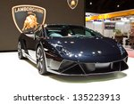 Постер, плакат: Lamborghini New Gallardo LP560 4