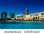 dubai  uae   oct 1  dubai mall... | Shutterstock . vector #135291623