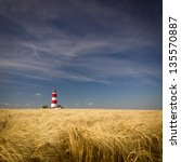 Happisburgh Lighthouse In A Se...
