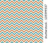 colors chevrons seamless... | Shutterstock .eps vector #135599537