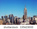the tight cluster of... | Shutterstock . vector #135623033